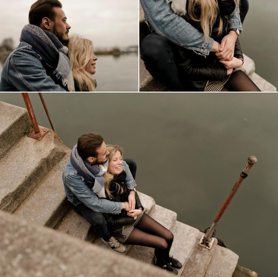 Photoshot en amoureux en Normandie