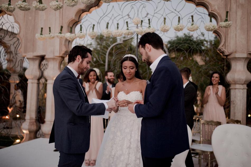 photographe de mariage au palais Namaskar
