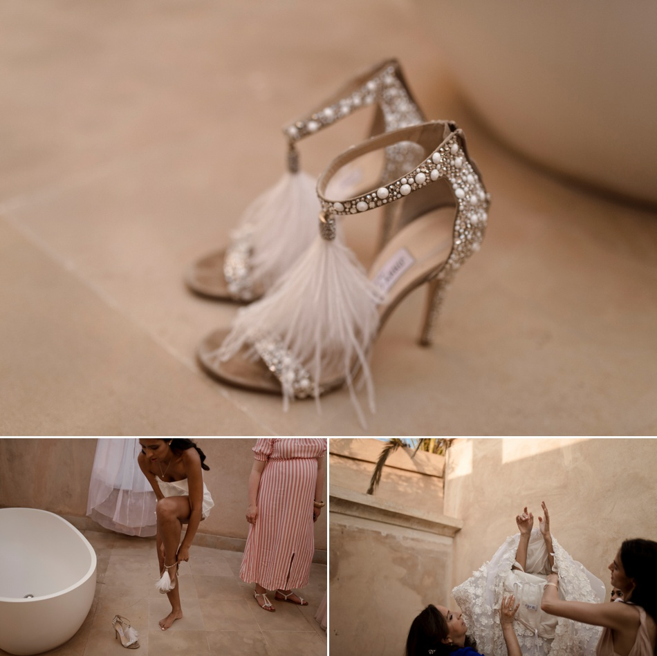 destination wedding shoes jimmy shoe