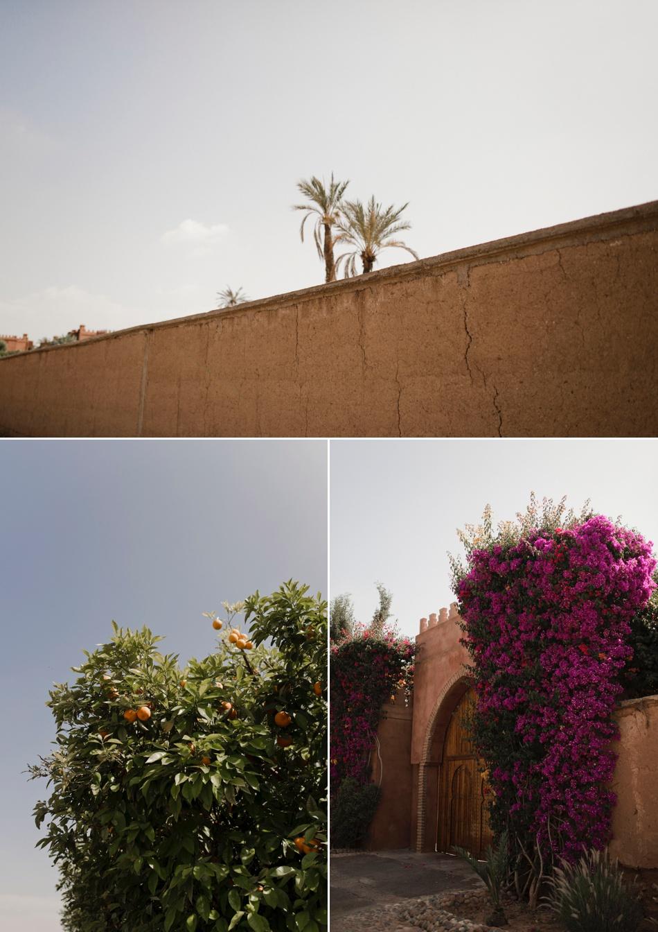 Mariage intimiste au Maroc Agafay