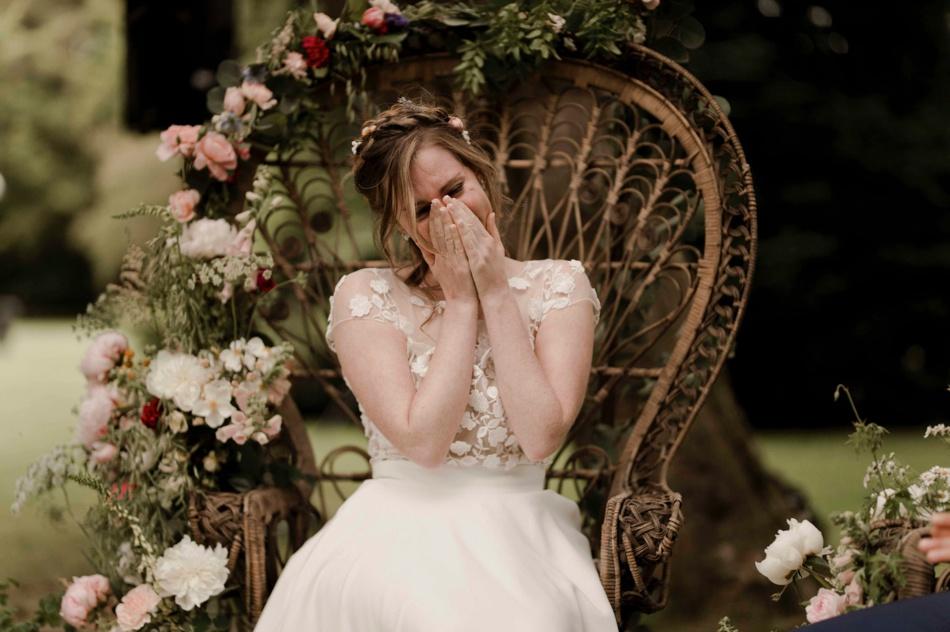séquence émotion mariage