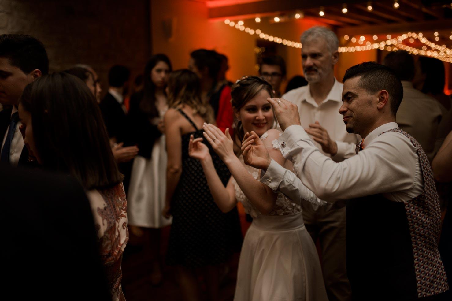 Dance floor mariage soirée