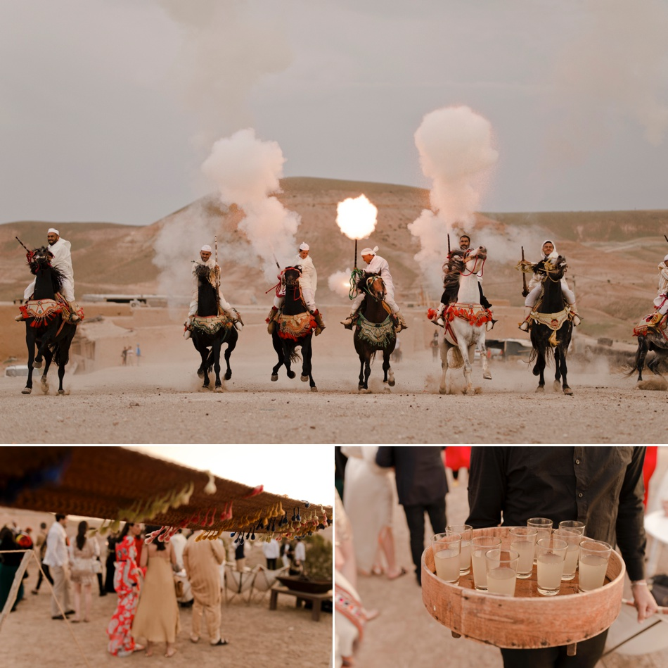 moroccan desert wedding