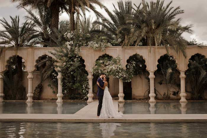 palais Namaskar maroco wedding