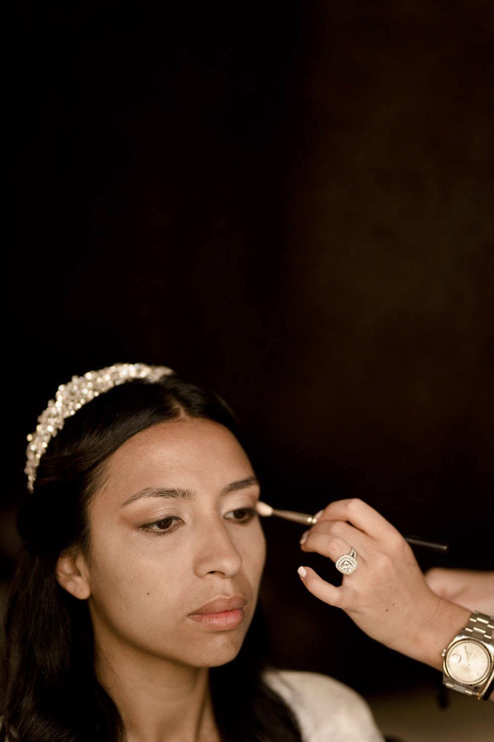 preparatifs mariage Marrakech desert