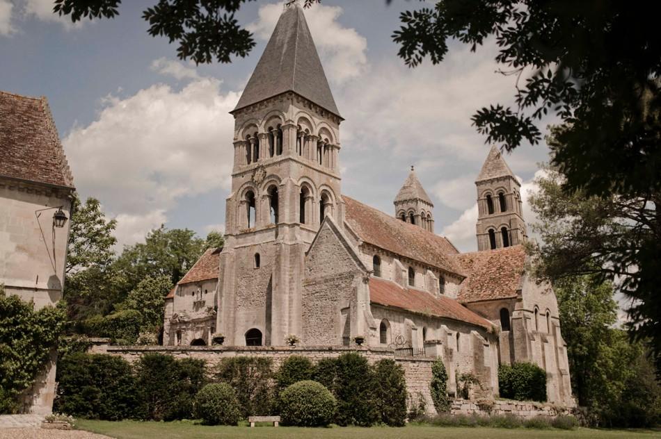Abbaye mariage