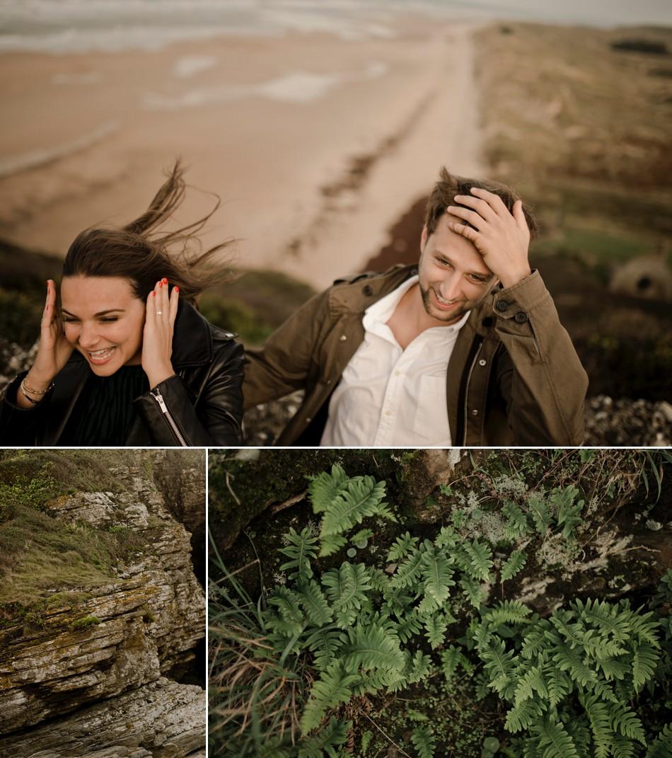 Photographe couple dans la Manche
