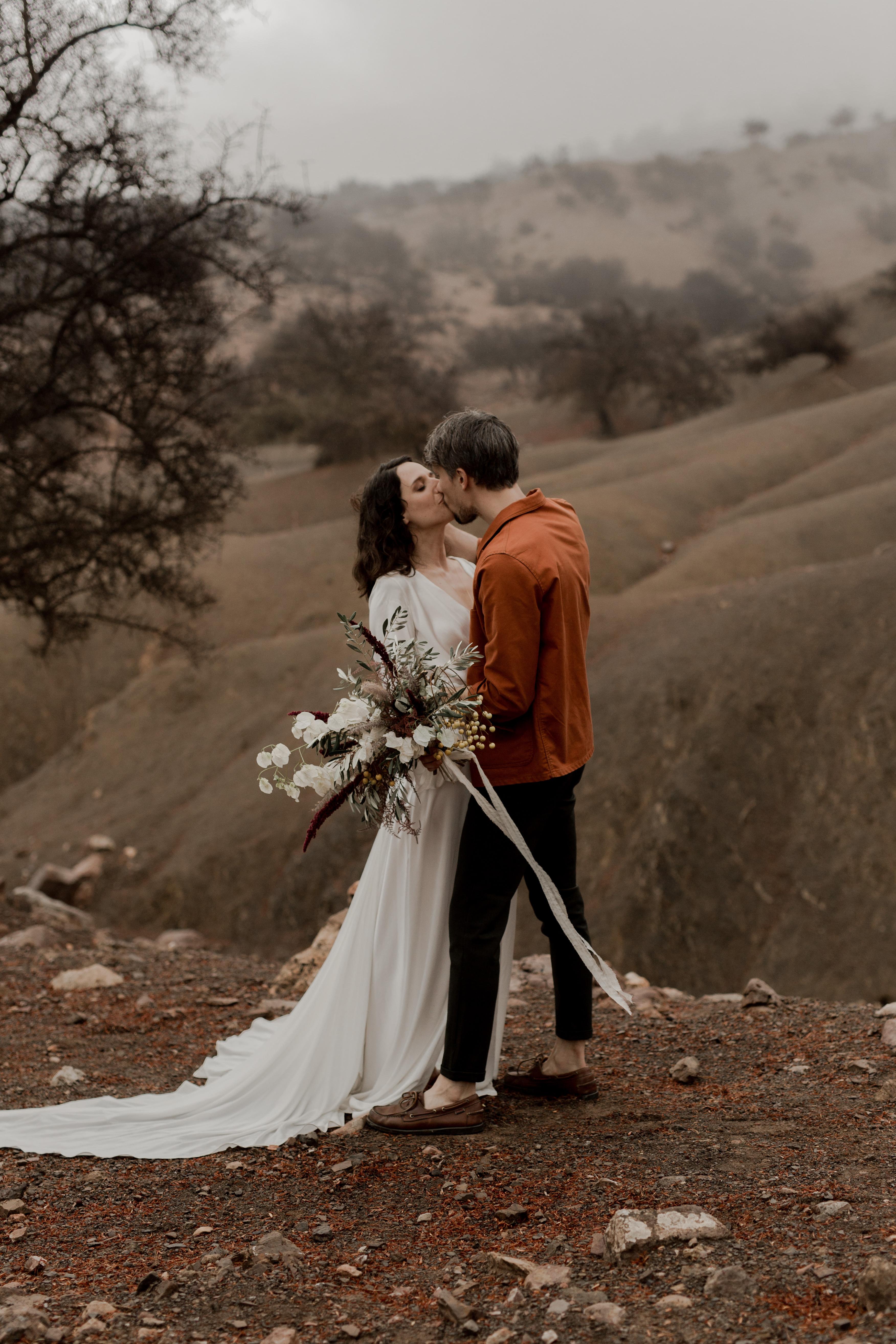 solveig et ronan elopement Maroc