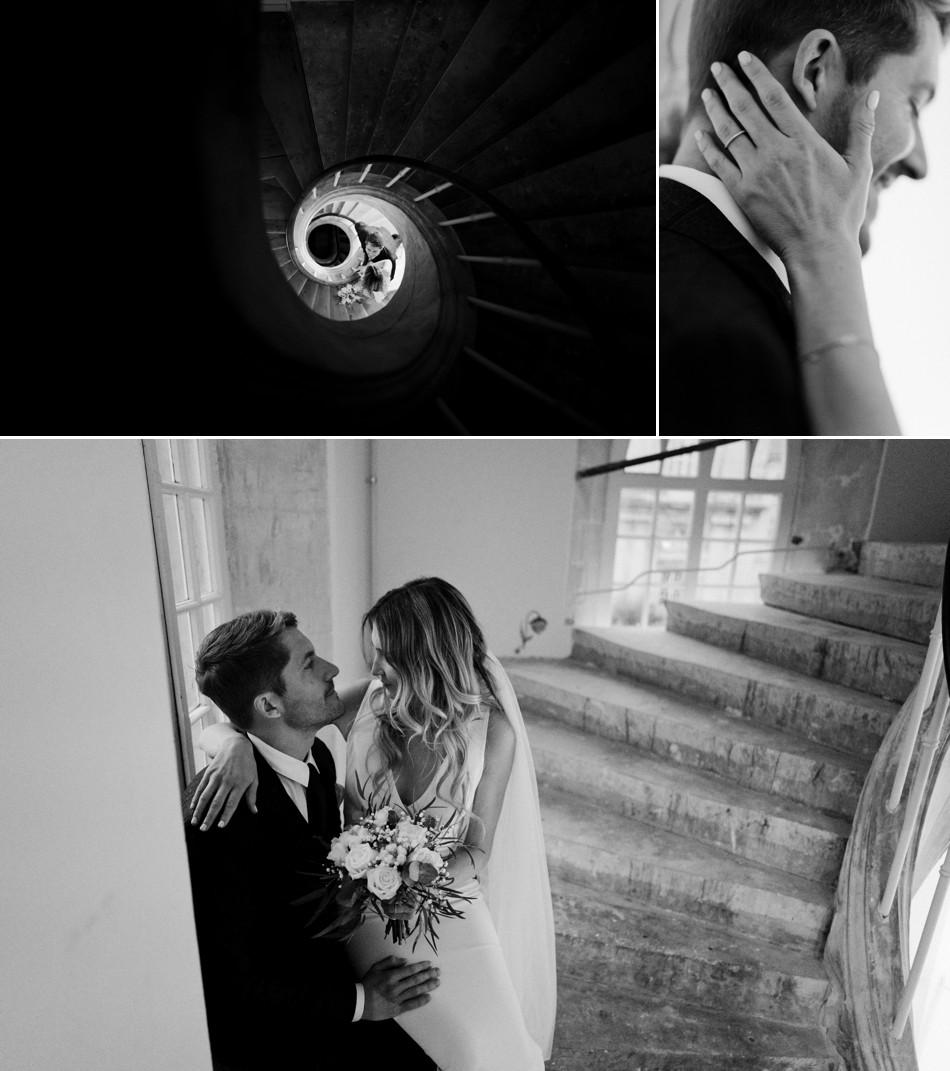 Séance couple mariage en Normandie