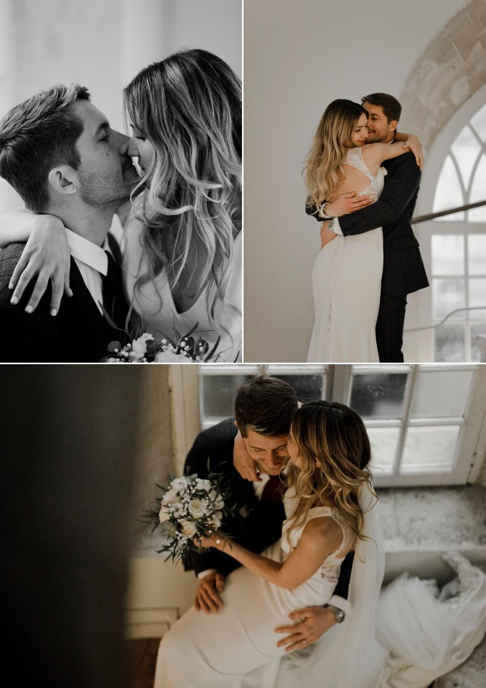 Photos de couple mariage à Caen