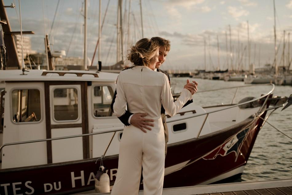 Photos de mariage en Normandie