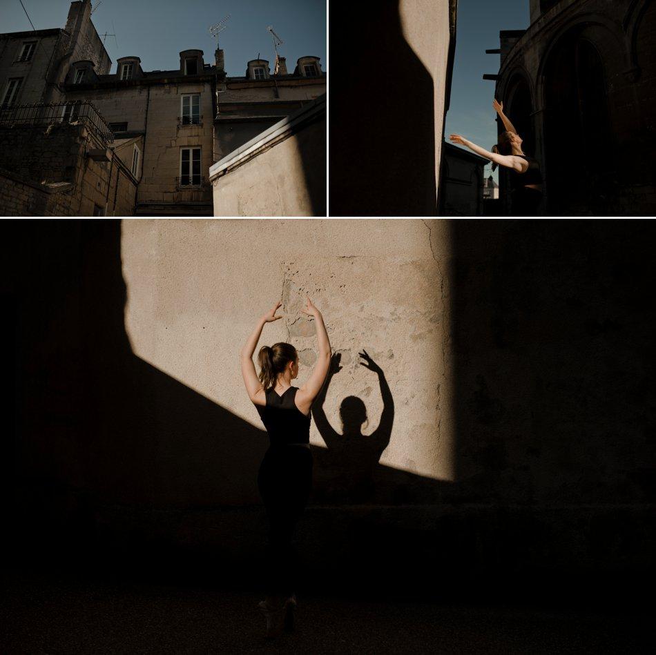 Séance photo danseuse étoile
