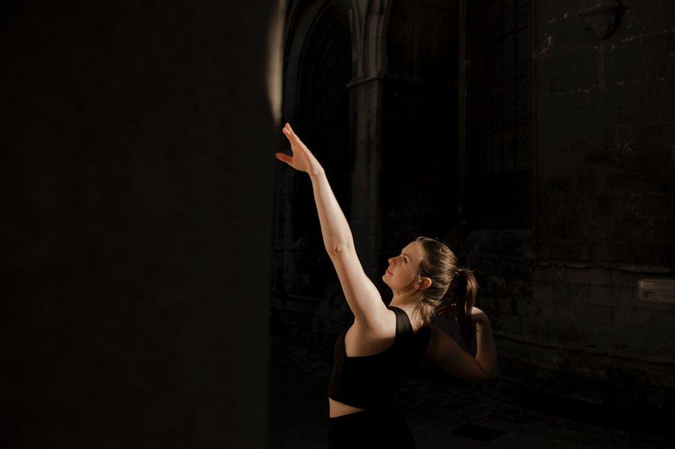 Portrait danseuse