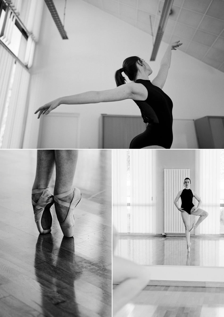 Portrait école de danse