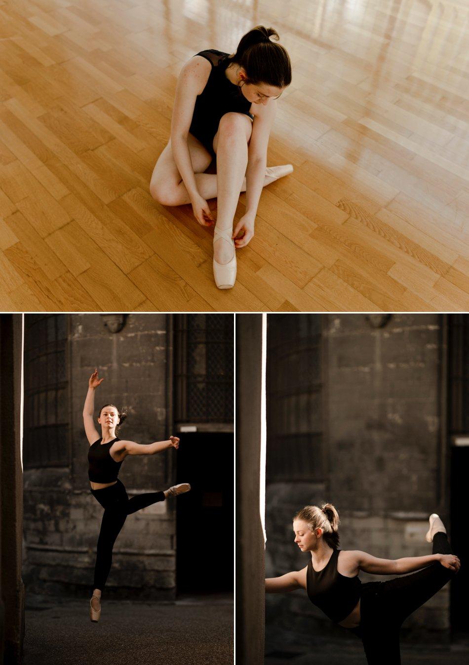 Photos école de danse