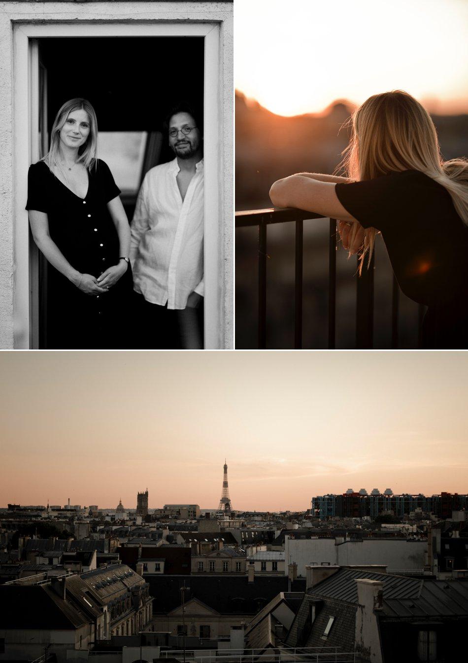 Séance grossesse à Paris 21