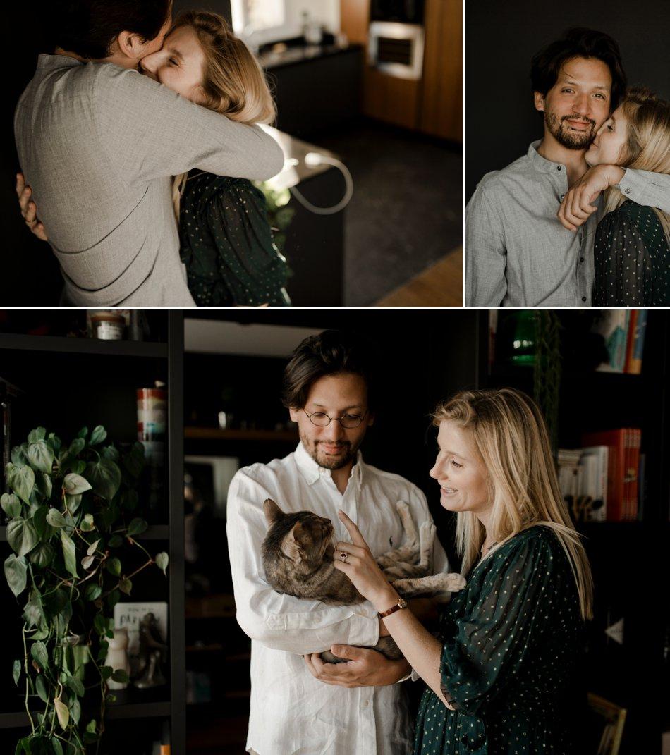 Photographe grossesse et famille Paris