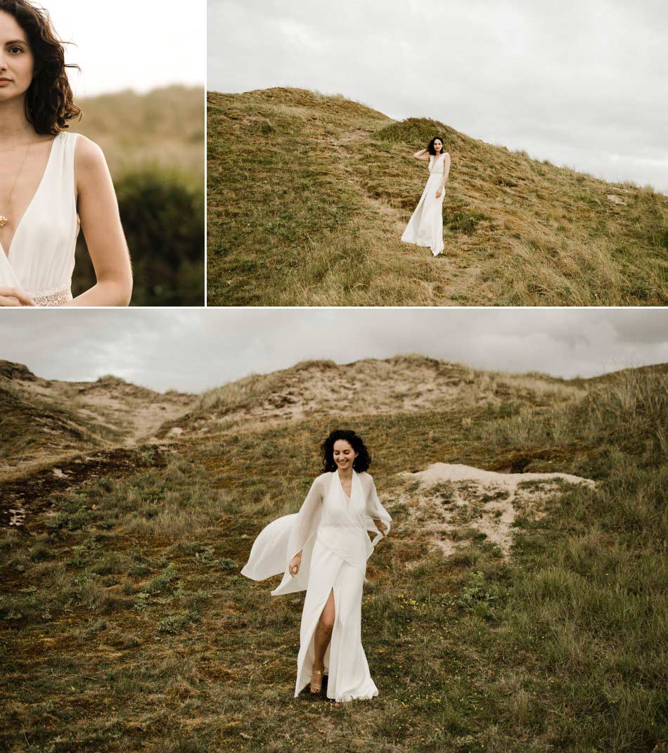 Photoshoot collection mariage