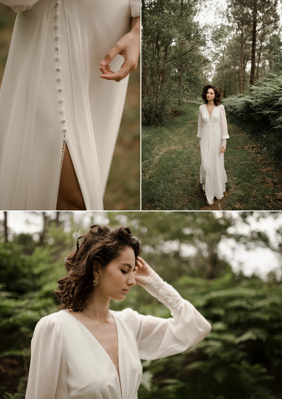 Editorial nature collection mariage
