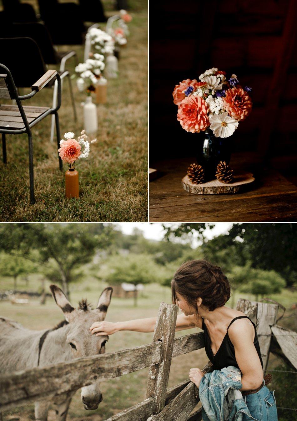 cérémonie laïque mariage eco-responsable