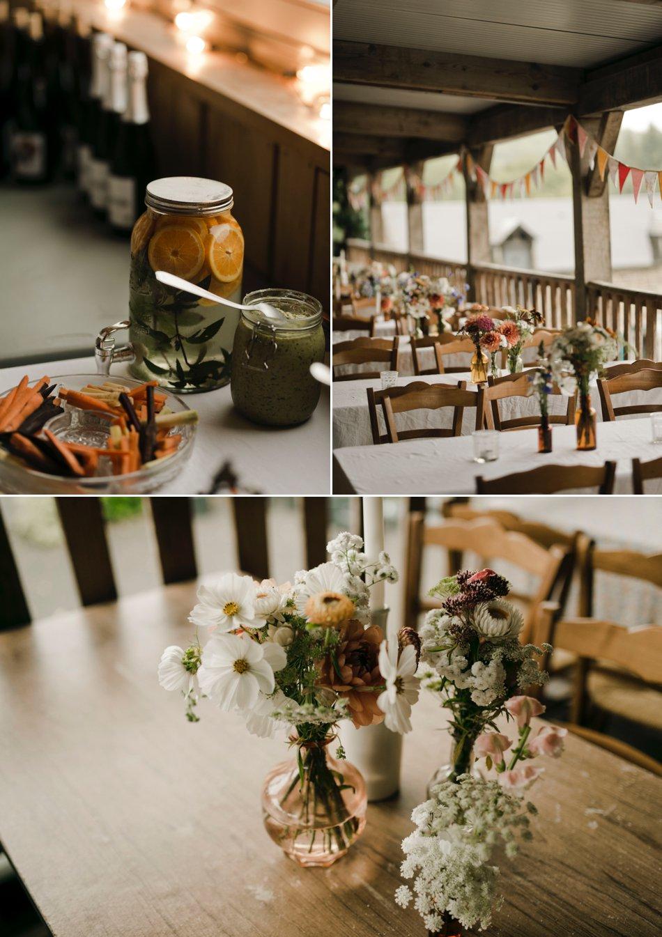 repas mariage eco-responsable