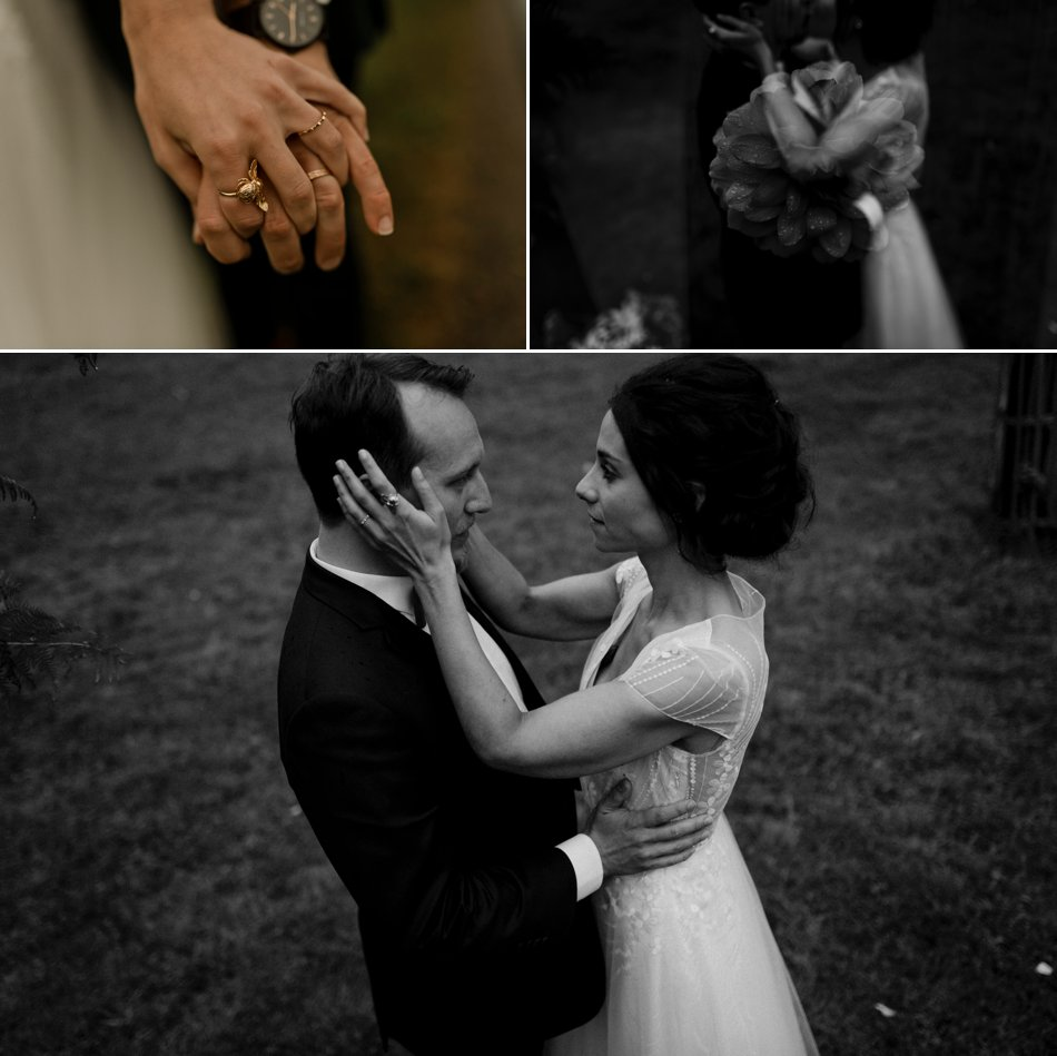 mariage bucolique en normandie