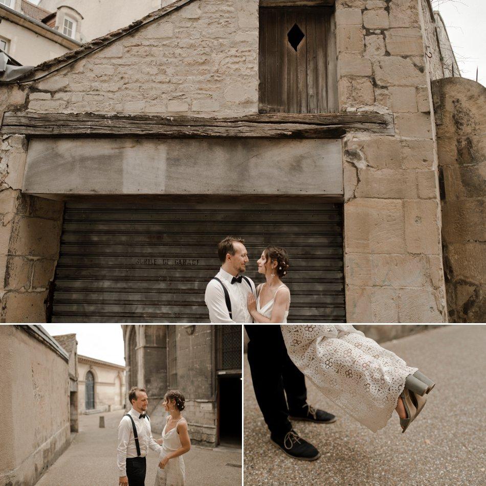 tenue de mariage civil Caen