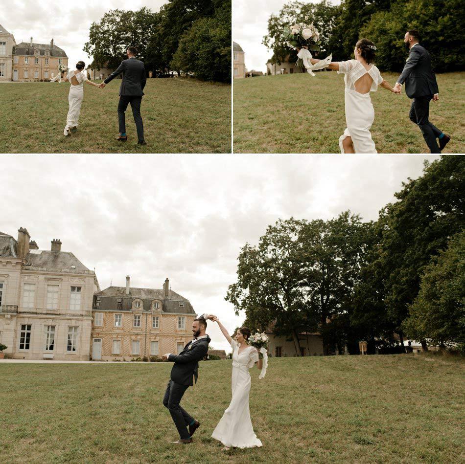 photographe et videaste mariage bourgogne