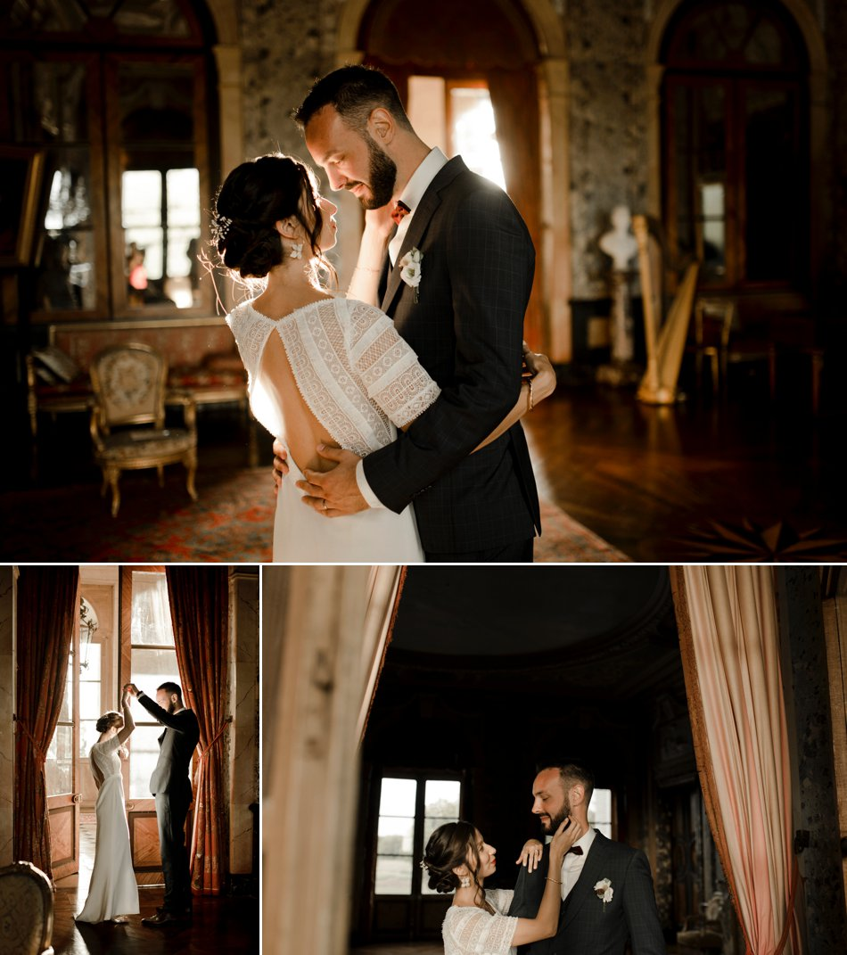 photos de couple mariage en bourgogne