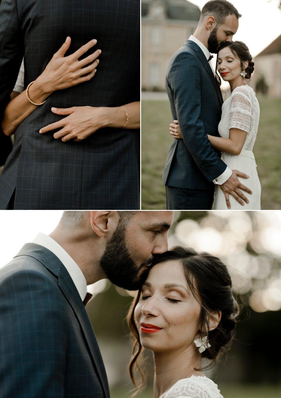 seance photo mariage en bourgogne