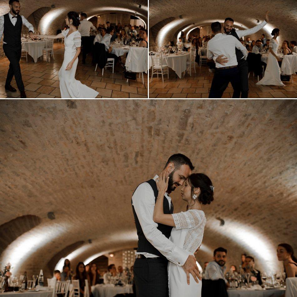 Photos de soiree de mariage