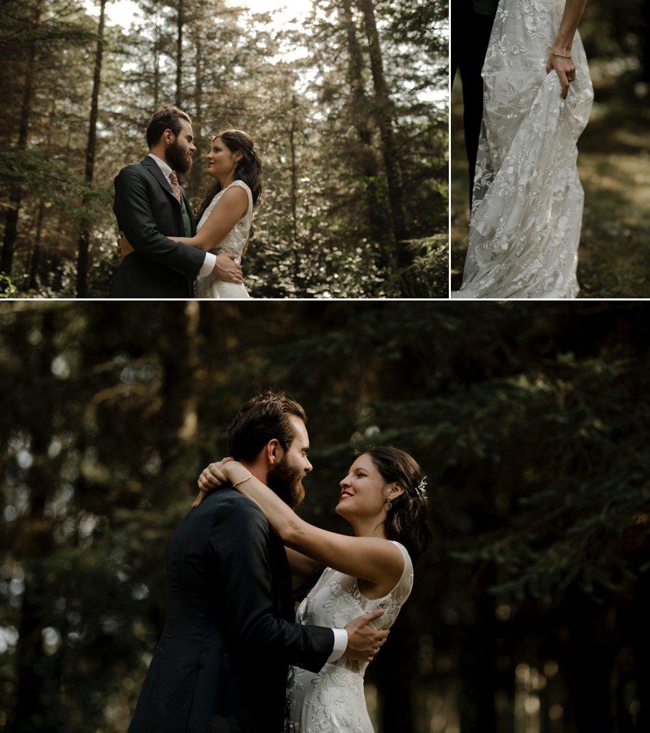 mariage au terrasses de bothane