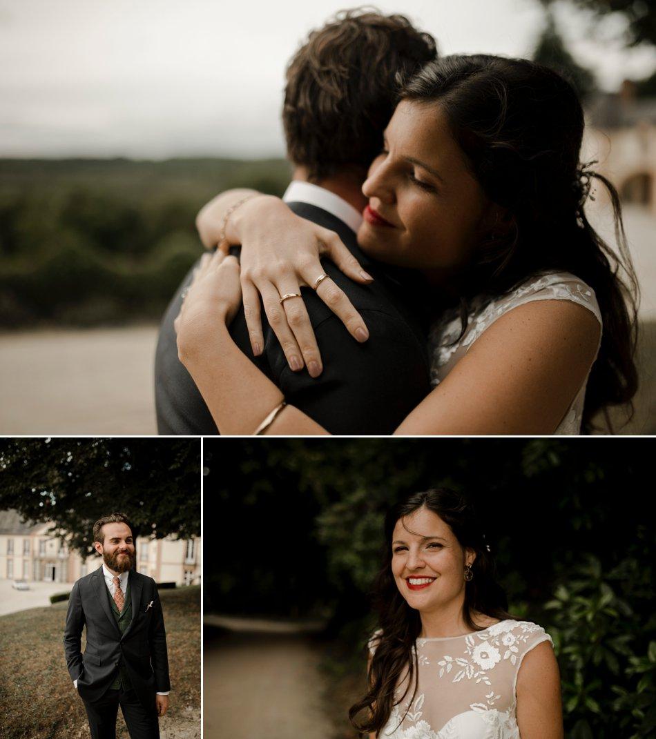 photos de couple mariage bretagne