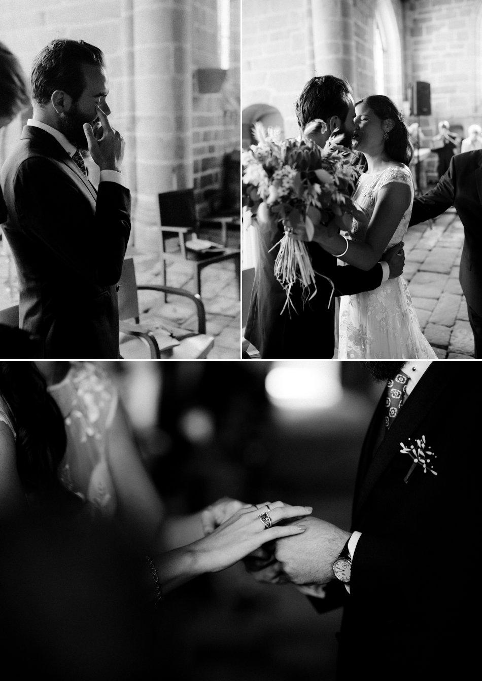 echange des voeux mariage bretagne