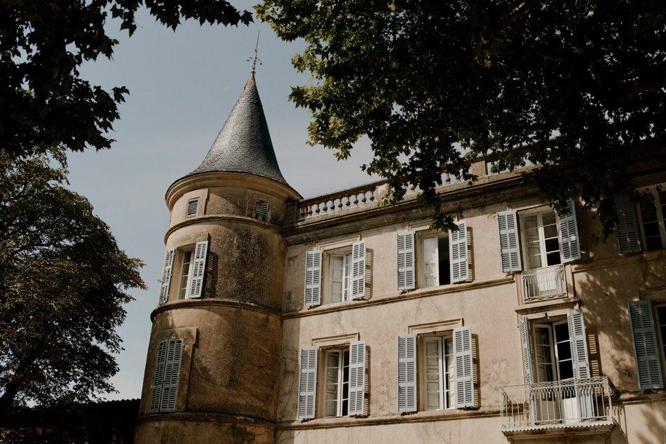 chateau de robernier en provence