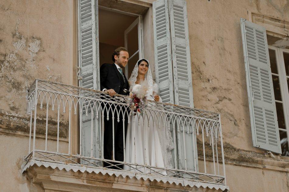 mariage au chateau de robernier