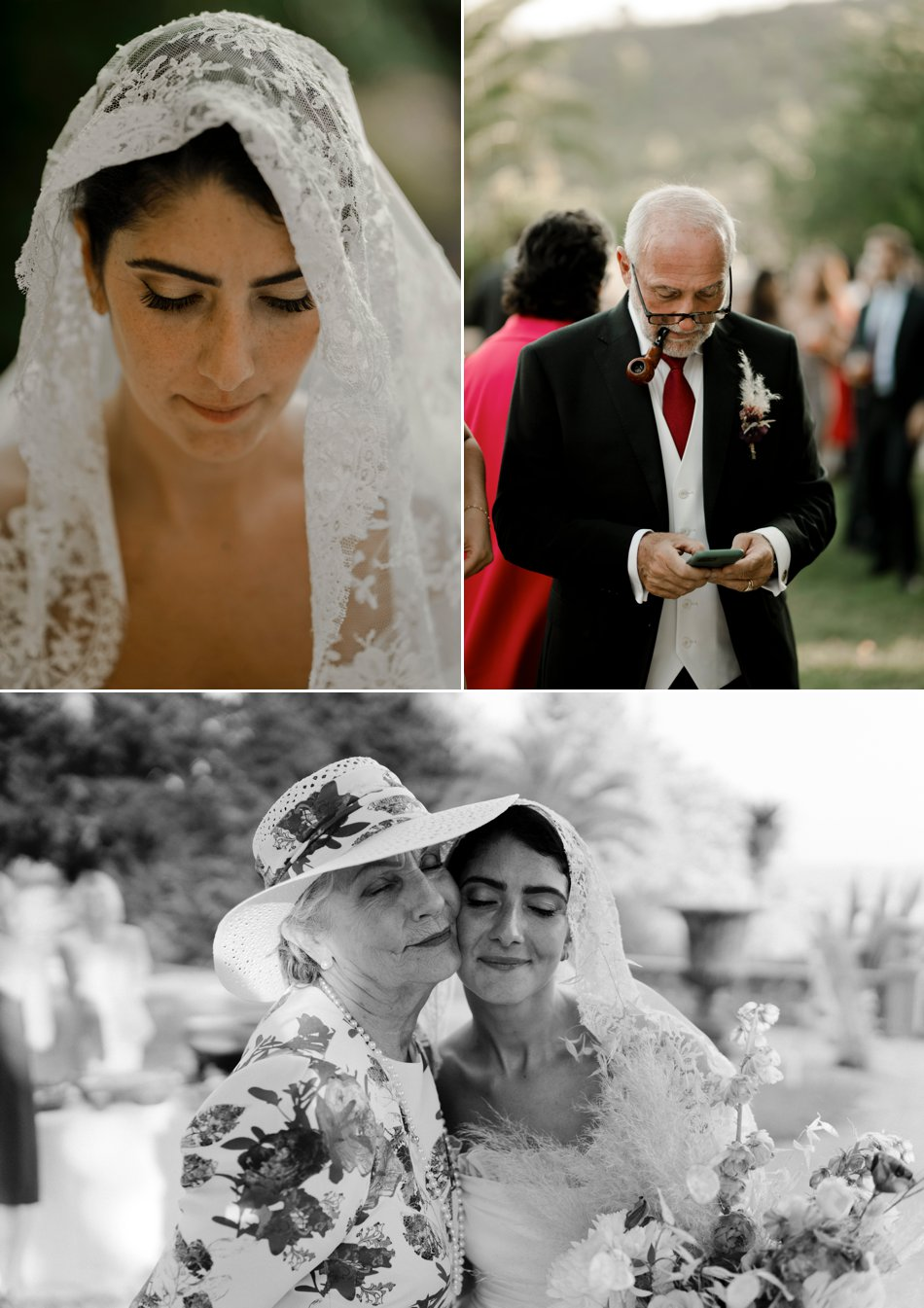 mariage intime en provence